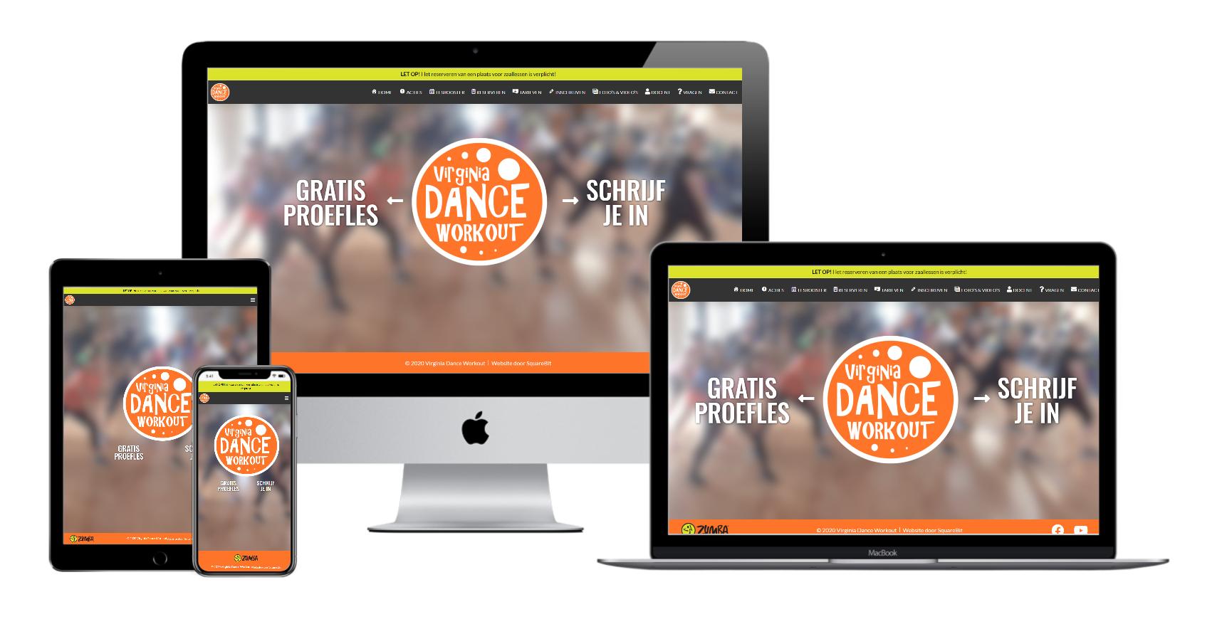 Virginia Dance Workout